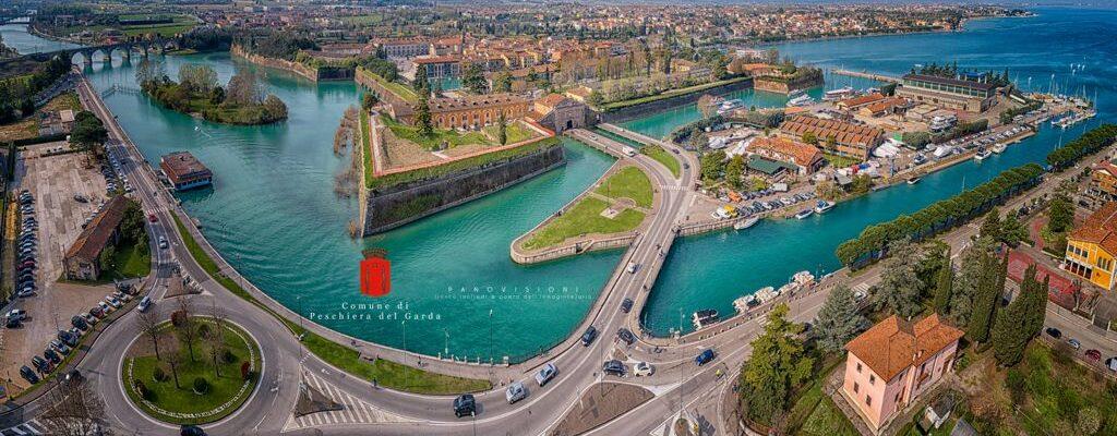 Peschiera del Garda - I love Garda Lake